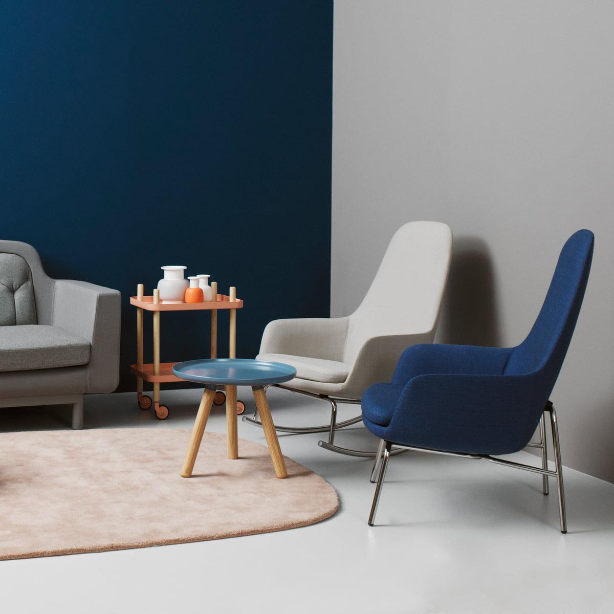 Normann Copenhagen - Era Rocking Chair low
