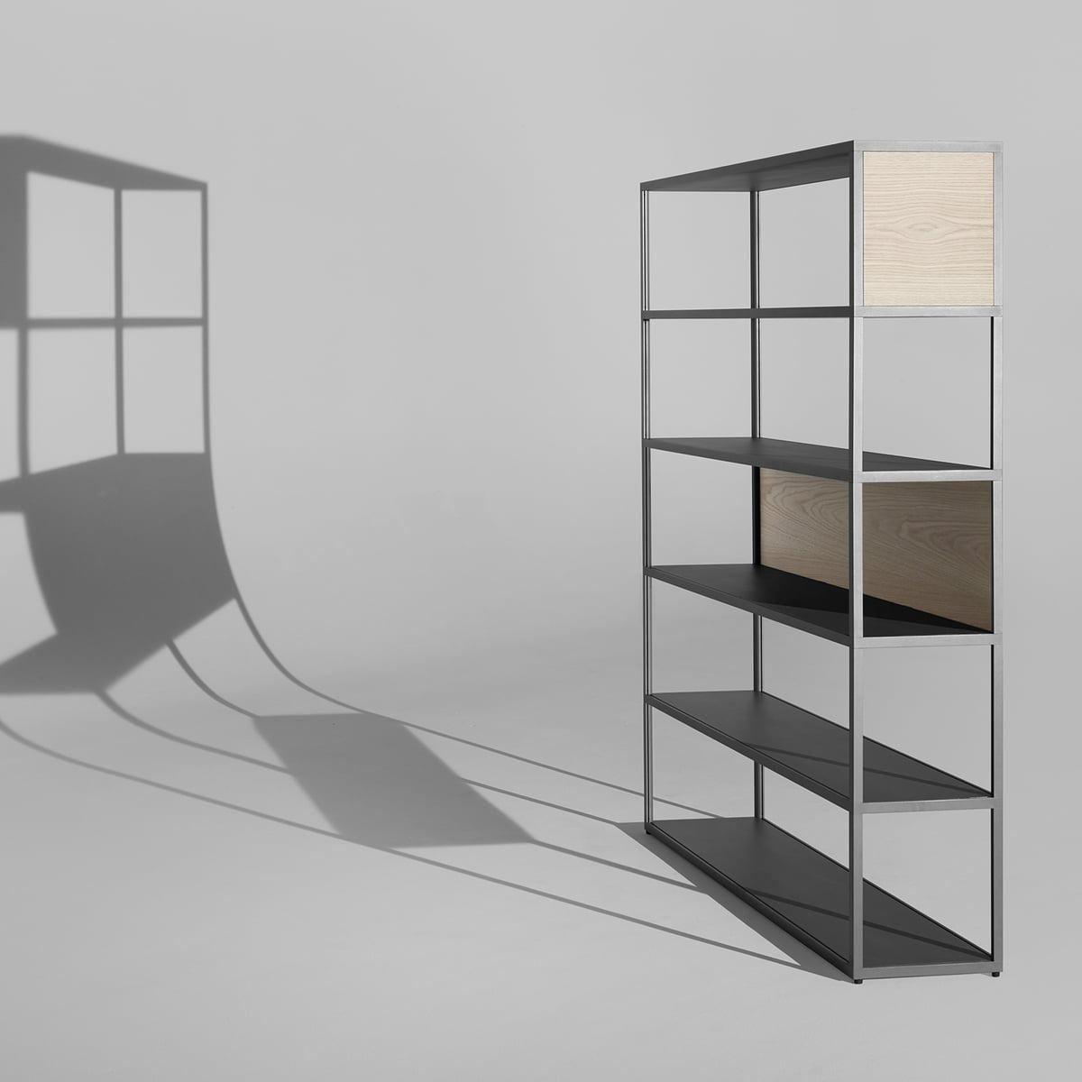 new order open sideboard by hay. Black Bedroom Furniture Sets. Home Design Ideas