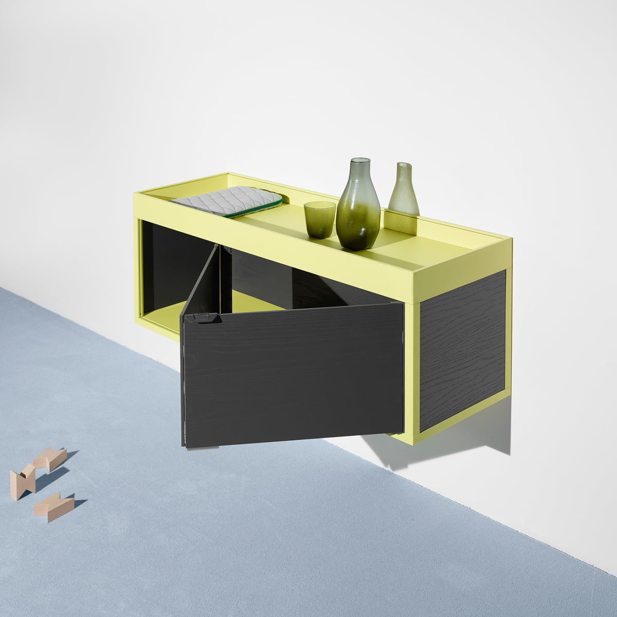New Order Wall-Mounted Shelf by Hay in the design shop