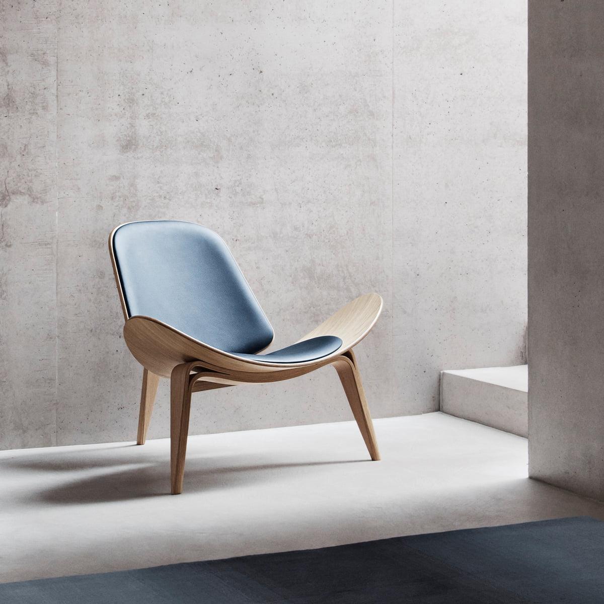 The Ch07 Shell Chair By Carl Hansen