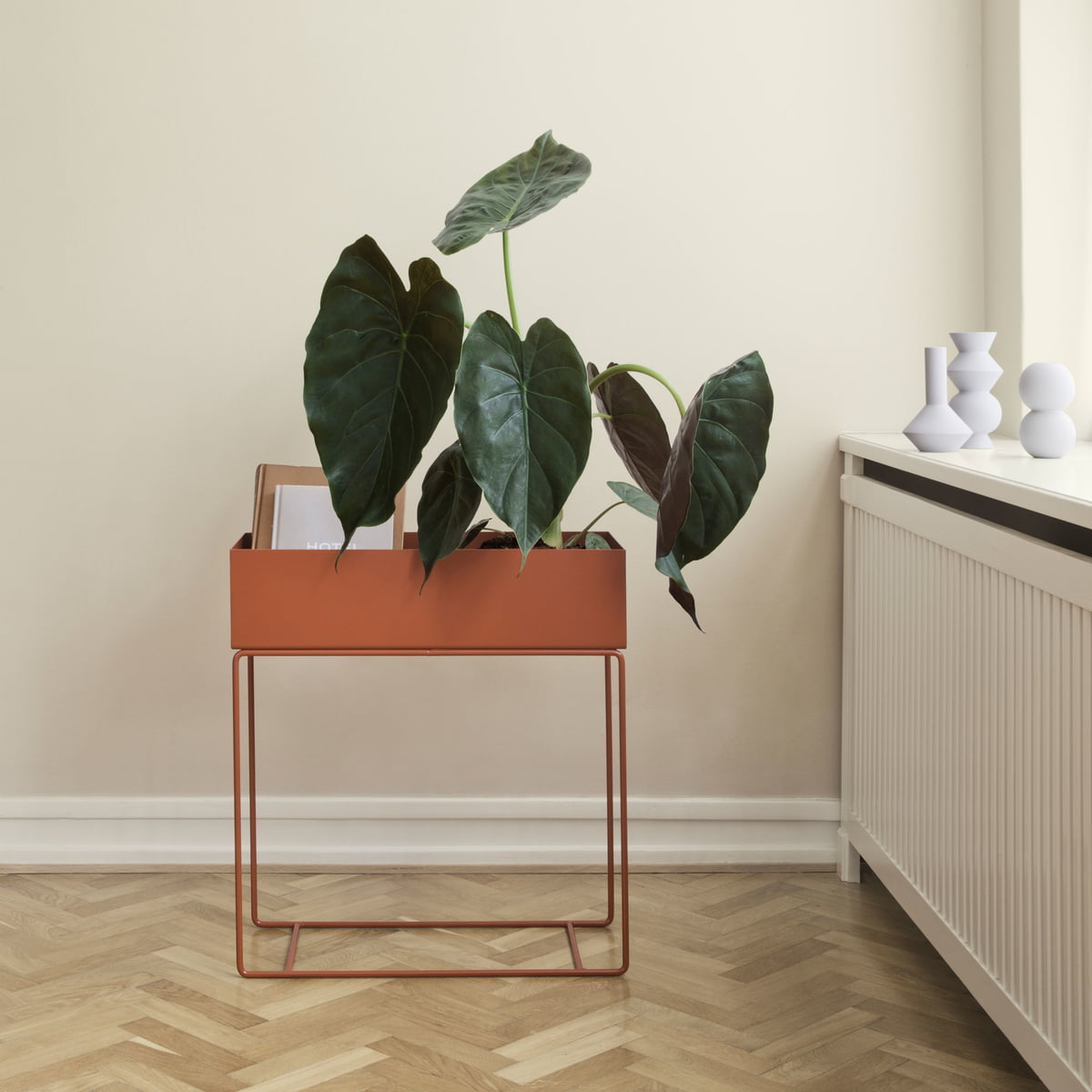 plant box by ferm living in the shop