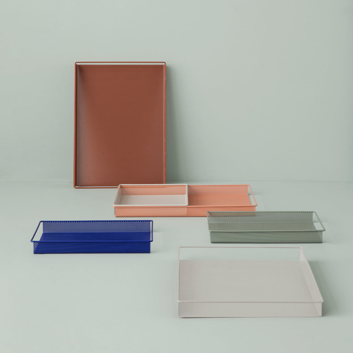 Office tray by ferm Living in the shop