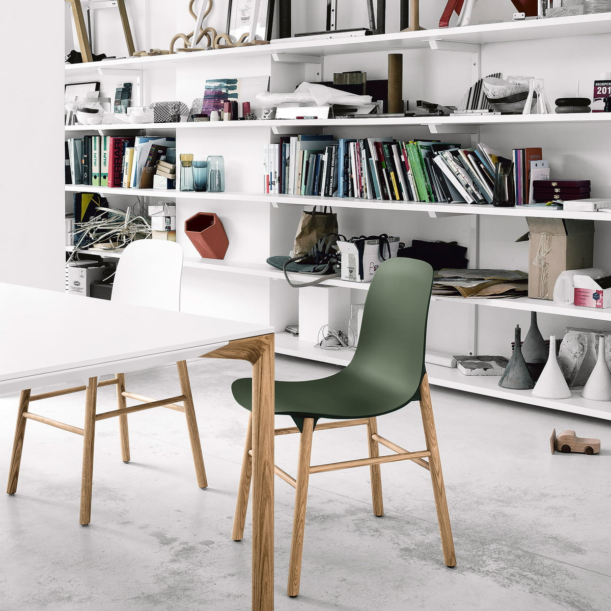 Good And Stable Design   Sharky Chairs. Kristalia ...
