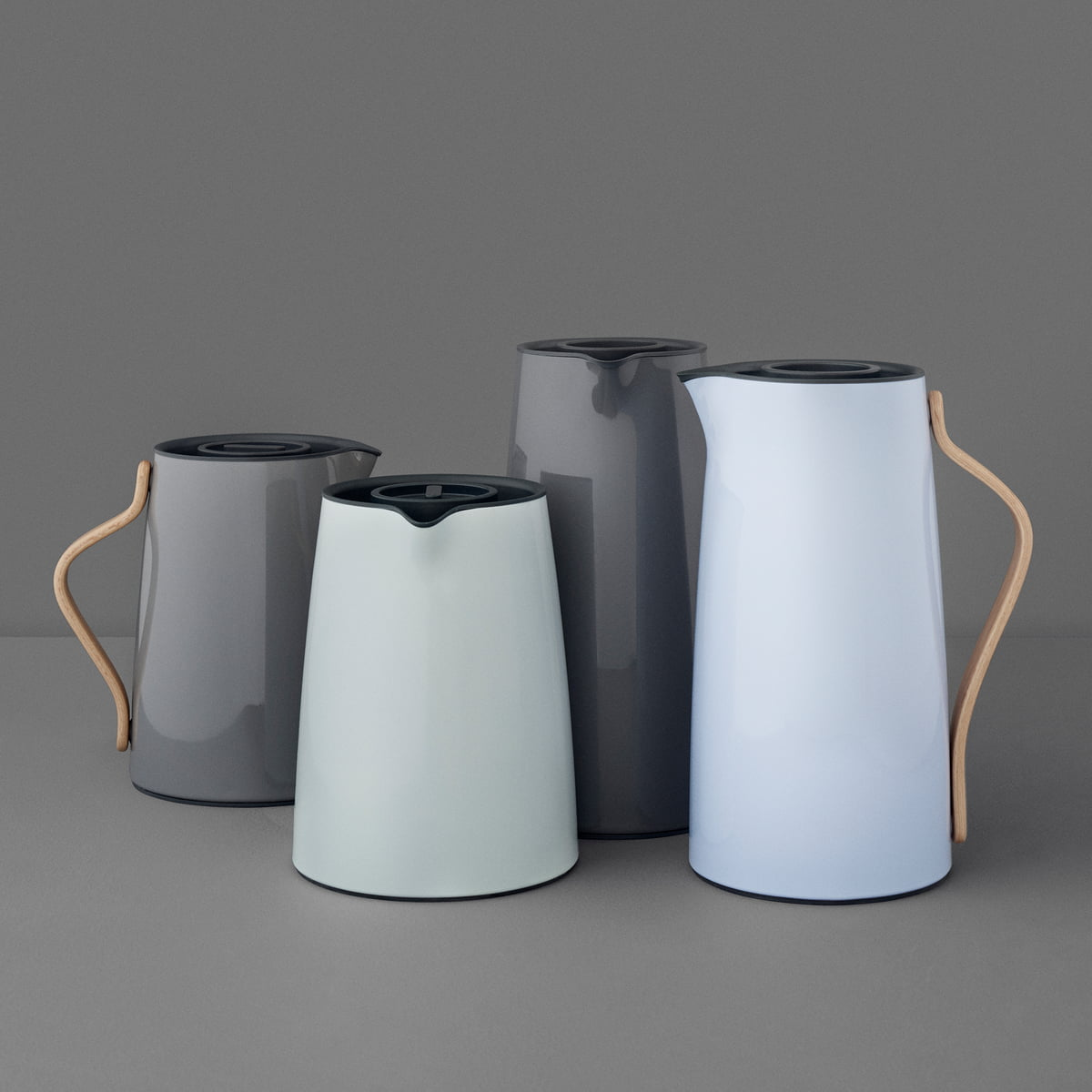the stelton emma vacuum teapot in the shop. Black Bedroom Furniture Sets. Home Design Ideas