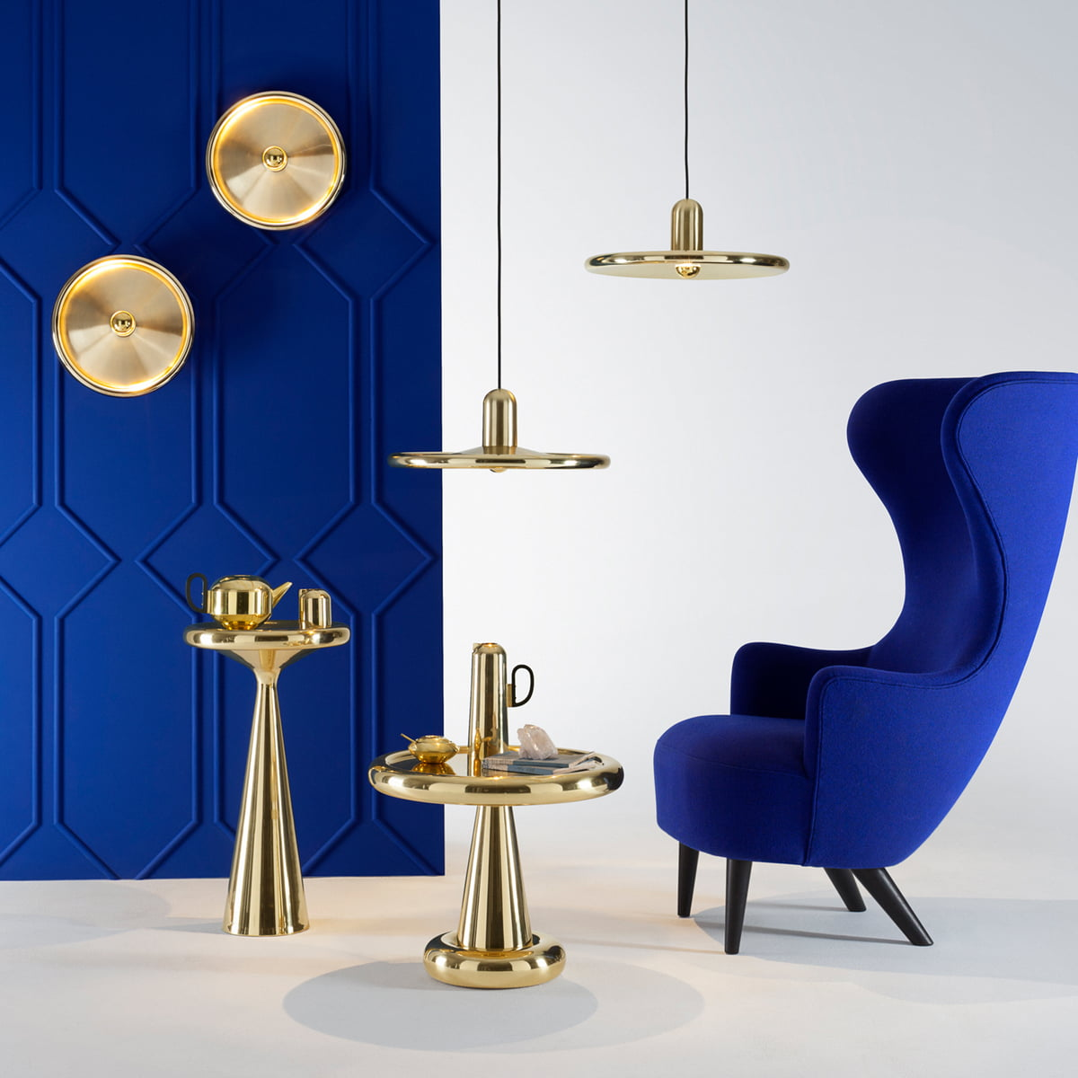 Wingback chair tom dixon - New Collections By Tom Dixon