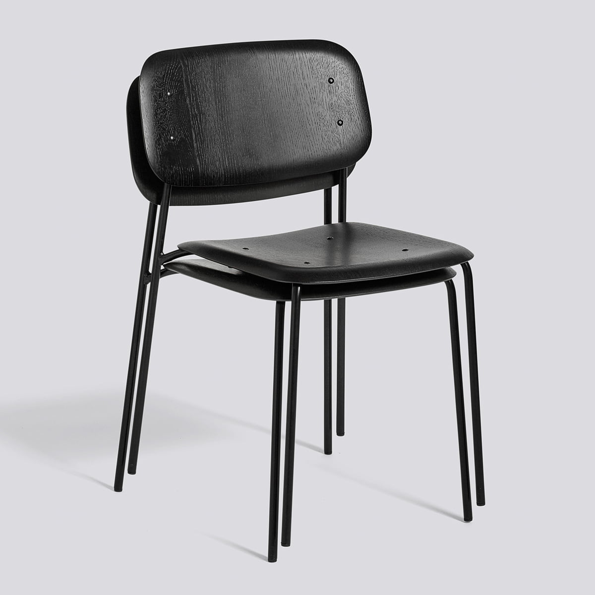 Buy the soft edge chair by hay in our shop for Stuhl schwarz