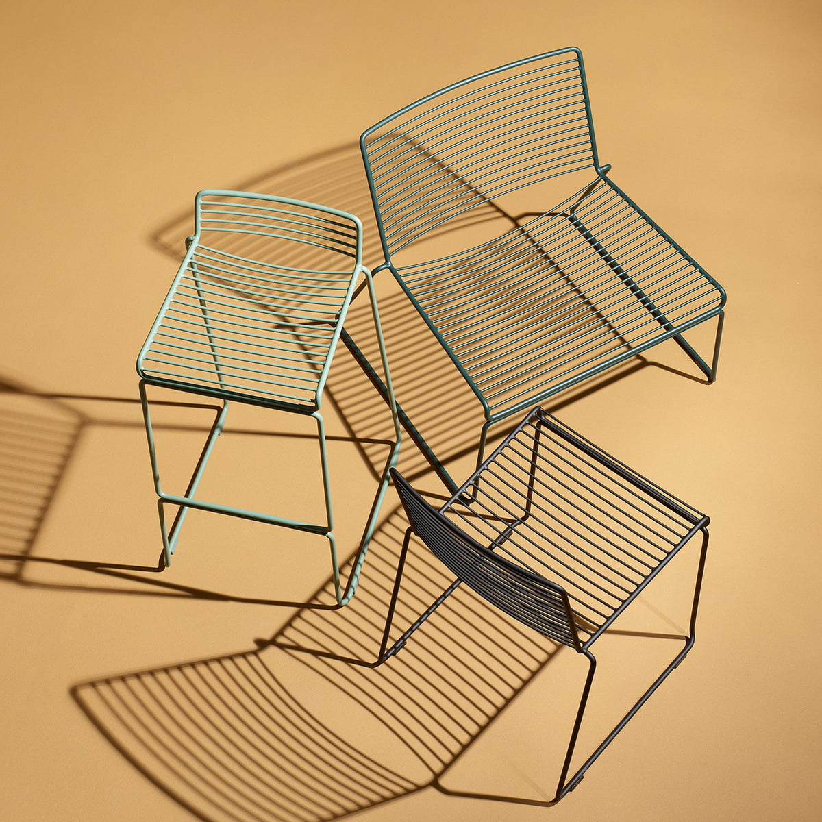 hay hee chair by hay in the shop. Black Bedroom Furniture Sets. Home Design Ideas