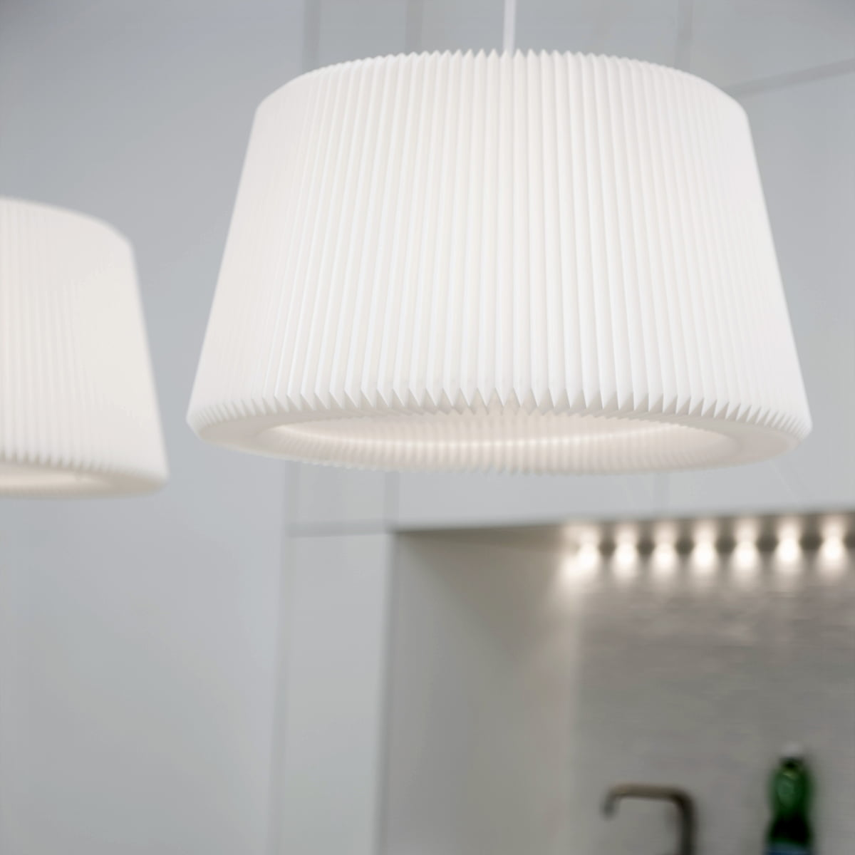 buy the snowdrop pendant lamp from le klint - snowdrop  pendant lamp from le klint