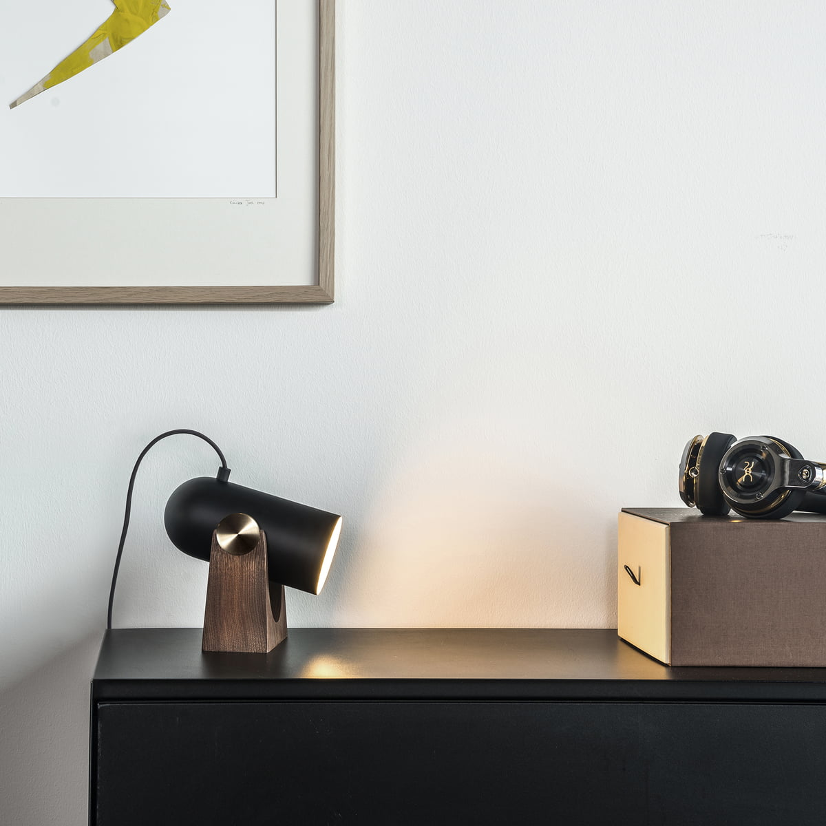 carronade table  wall lamp by le klint - lamp in the form of a cannon