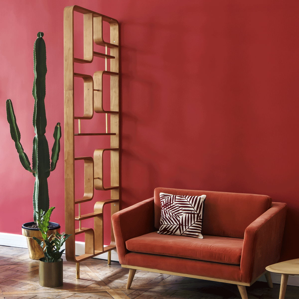 Retro divider by red edition in the shop for Canape 120 red edition