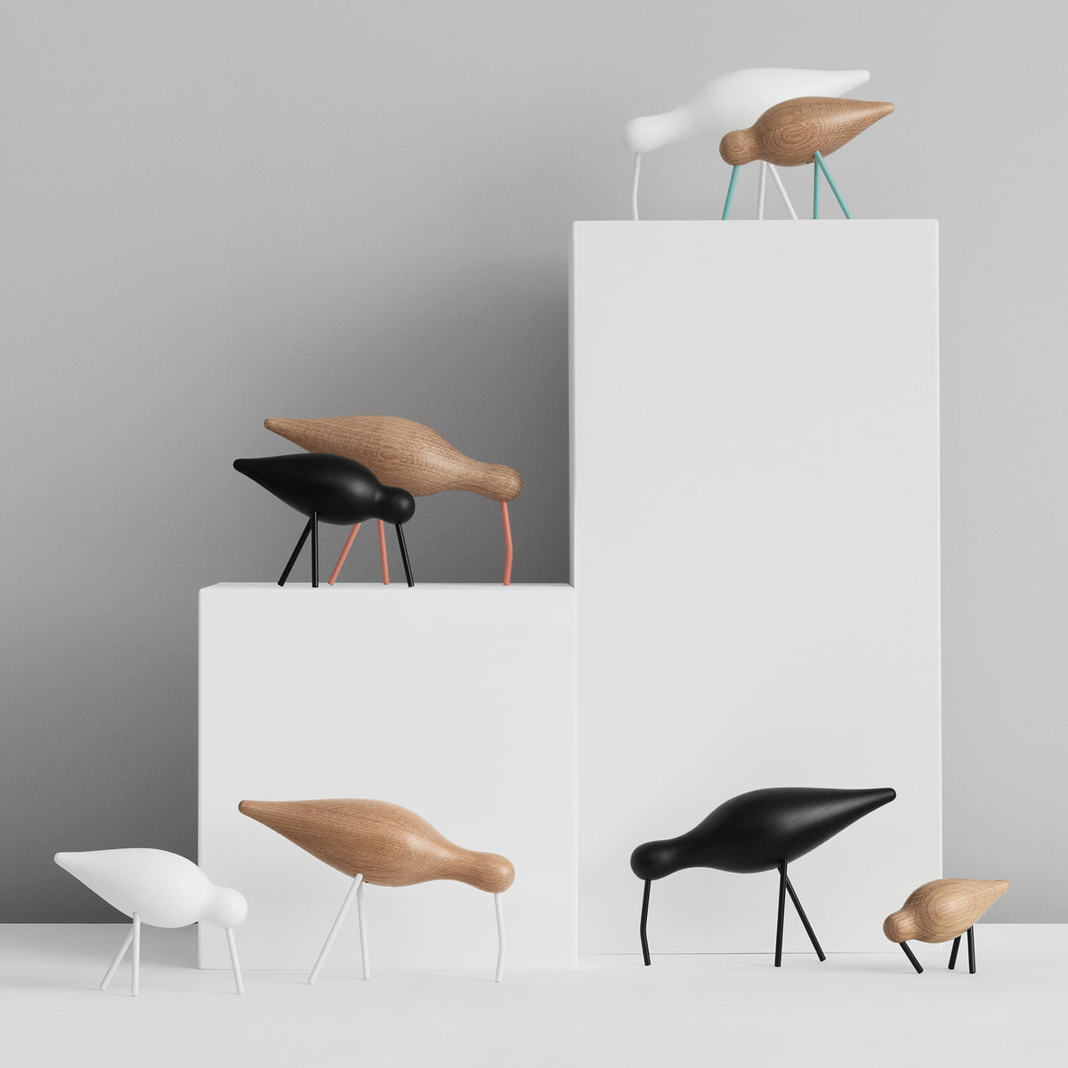 the shorebird from normann copenhagen. Black Bedroom Furniture Sets. Home Design Ideas