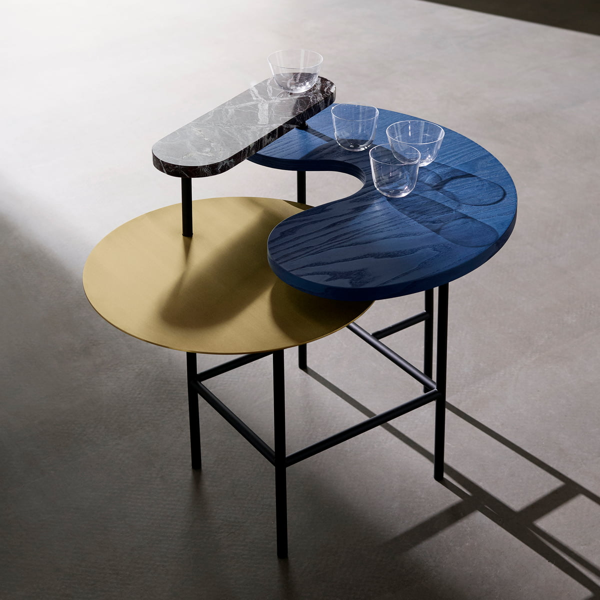 Palette table jh8 by tradition online - Table palette ...