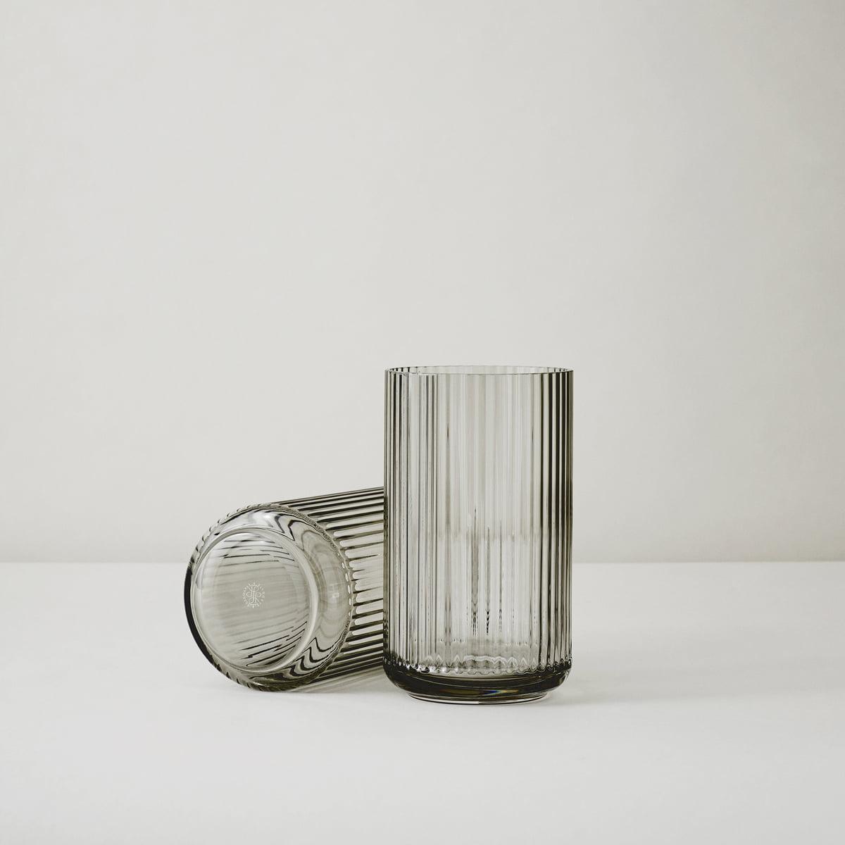 lyngby porcel n glass vase in the shop. Black Bedroom Furniture Sets. Home Design Ideas