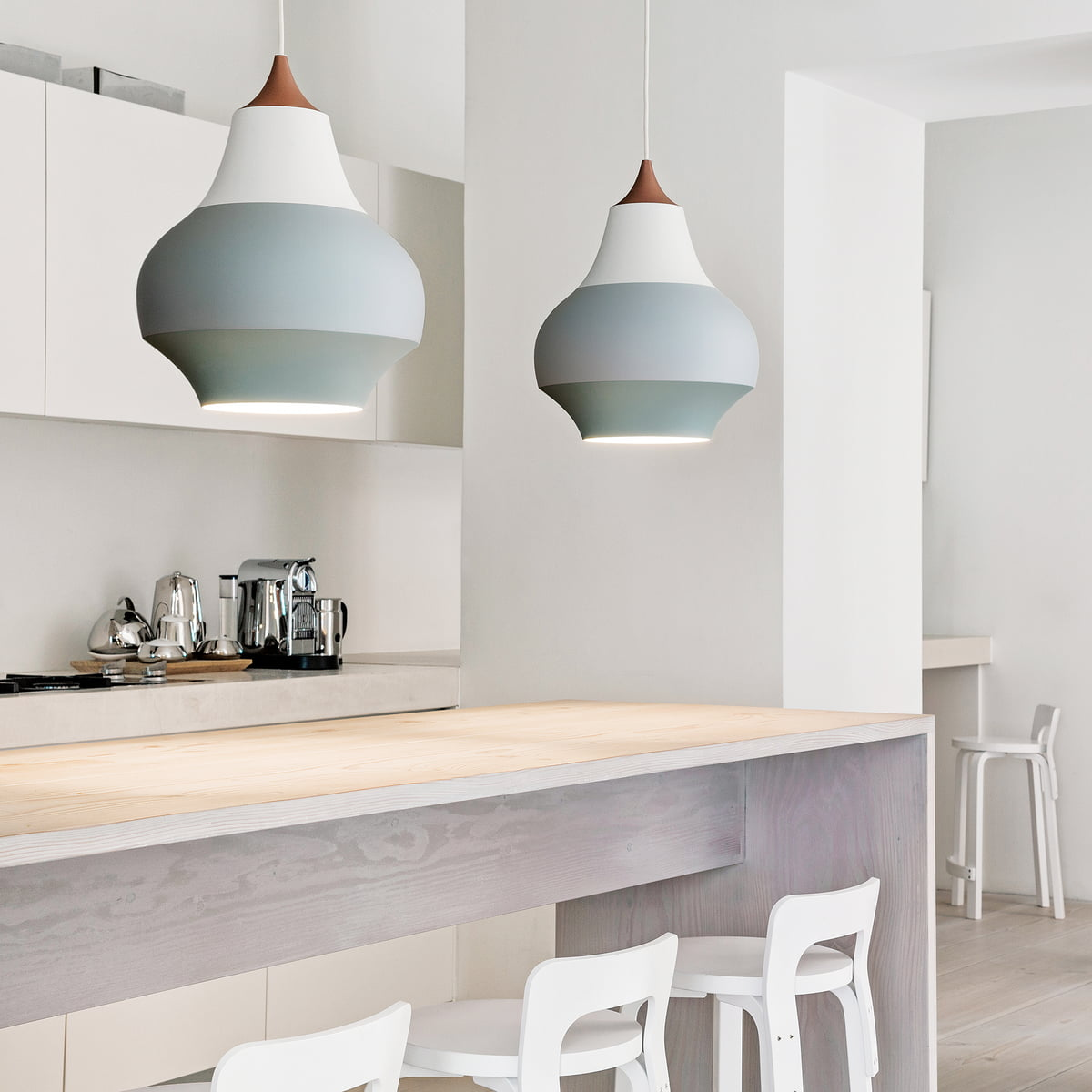 buy the cirque pendant lamp by louis poulsen. Black Bedroom Furniture Sets. Home Design Ideas