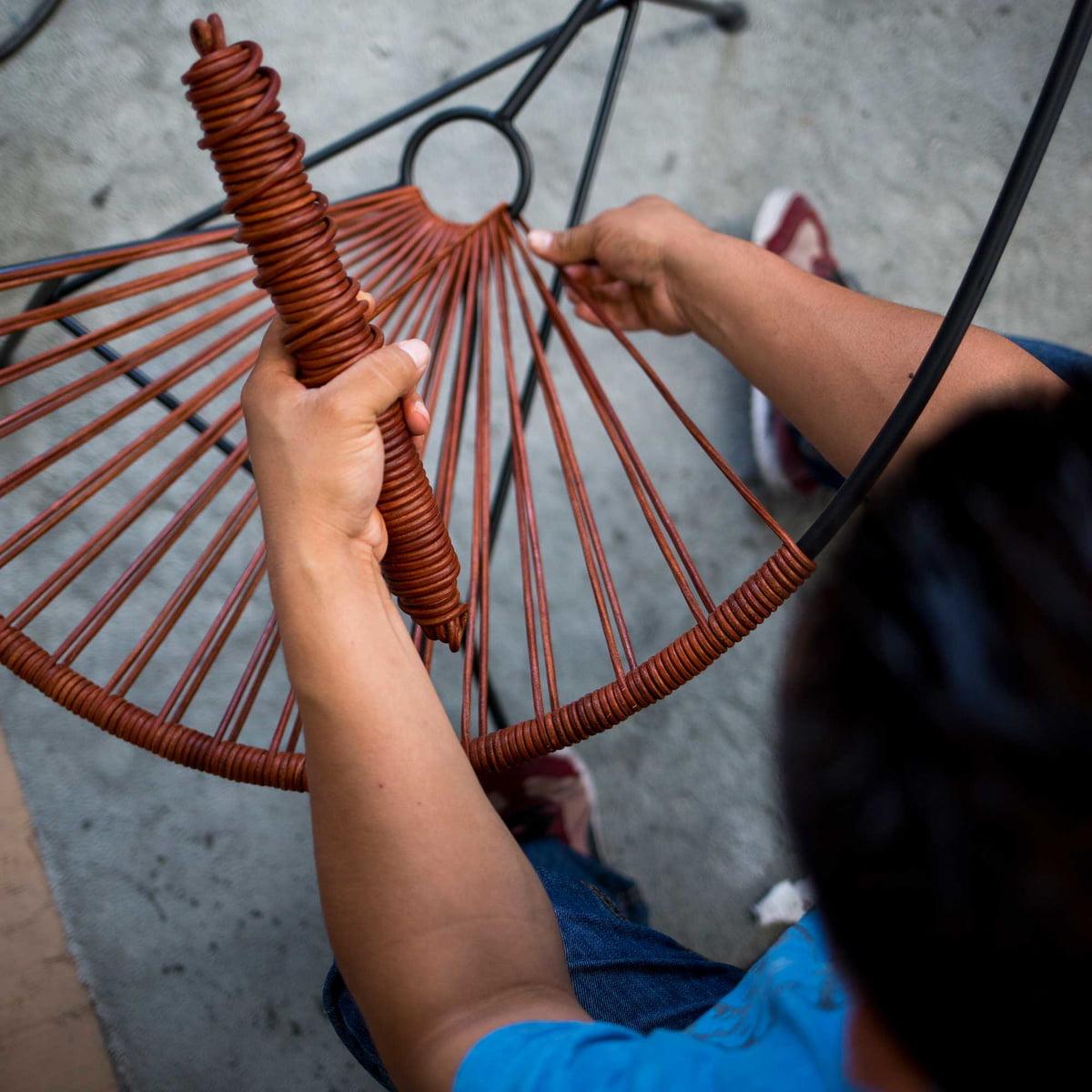 Acapulco chair leather - Acapulco Chair Leather By Acapulco Design