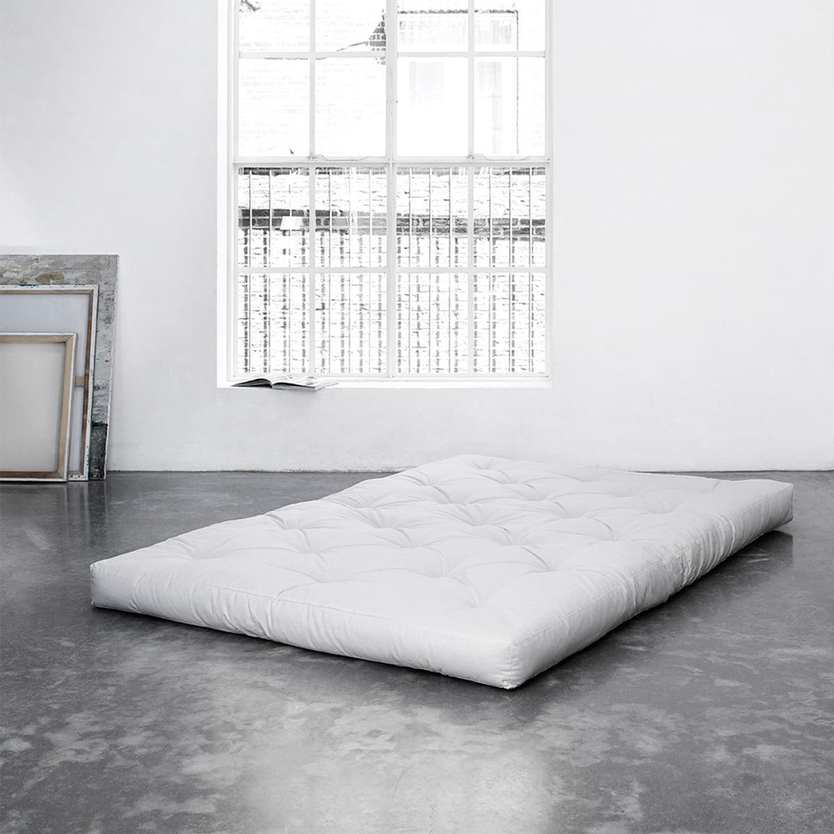 white futon mattress. Black Bedroom Furniture Sets. Home Design Ideas