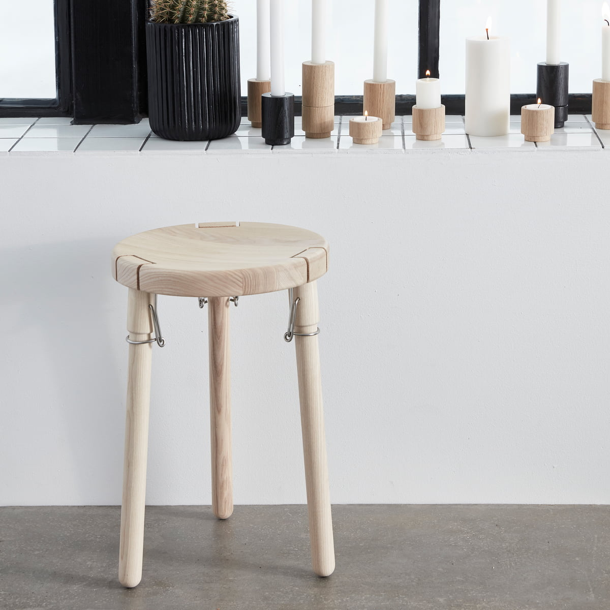 Awesome U1 Stool And Create Me Candle And Tea Light Holder From Andersen Furniture