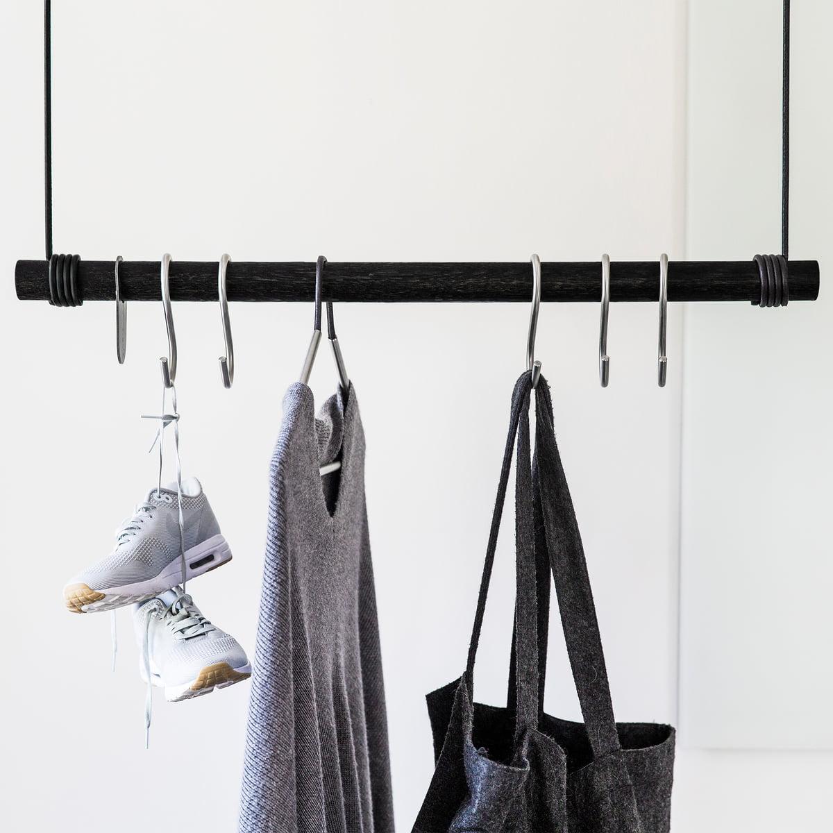 Clothes Rail Hook by LindDNA | Connox shop