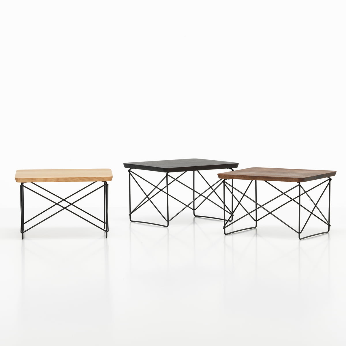 eames occasional table ltr by vitra connox. Black Bedroom Furniture Sets. Home Design Ideas