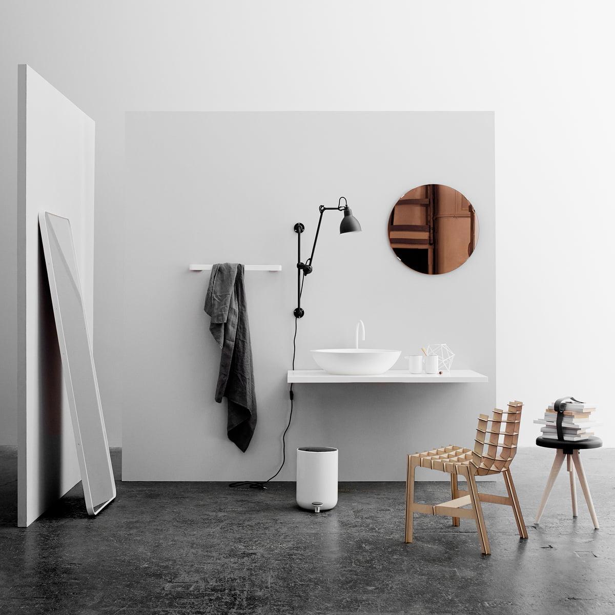 Norm Floor Mirror By Menu Connox Shop