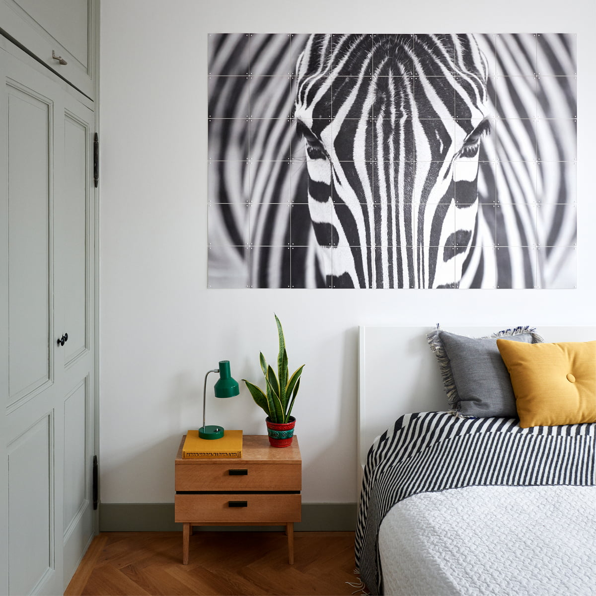 Zebra From Ixxi | Connox Shop Schlafzimmer Zebra