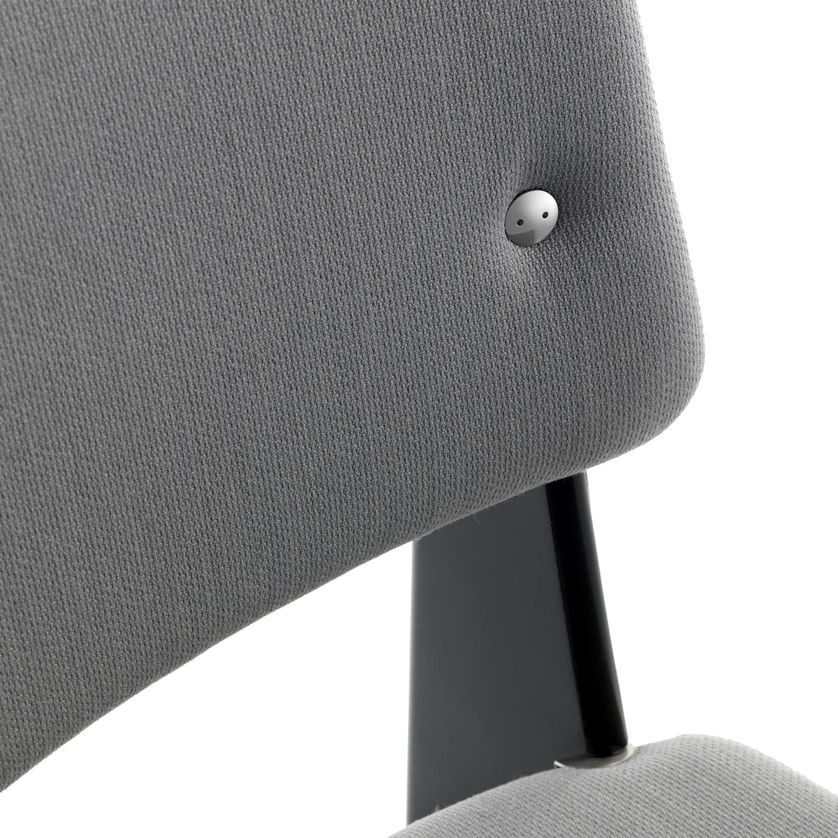 Jean Prouvéu0027s Standard SR Chair By Vitra