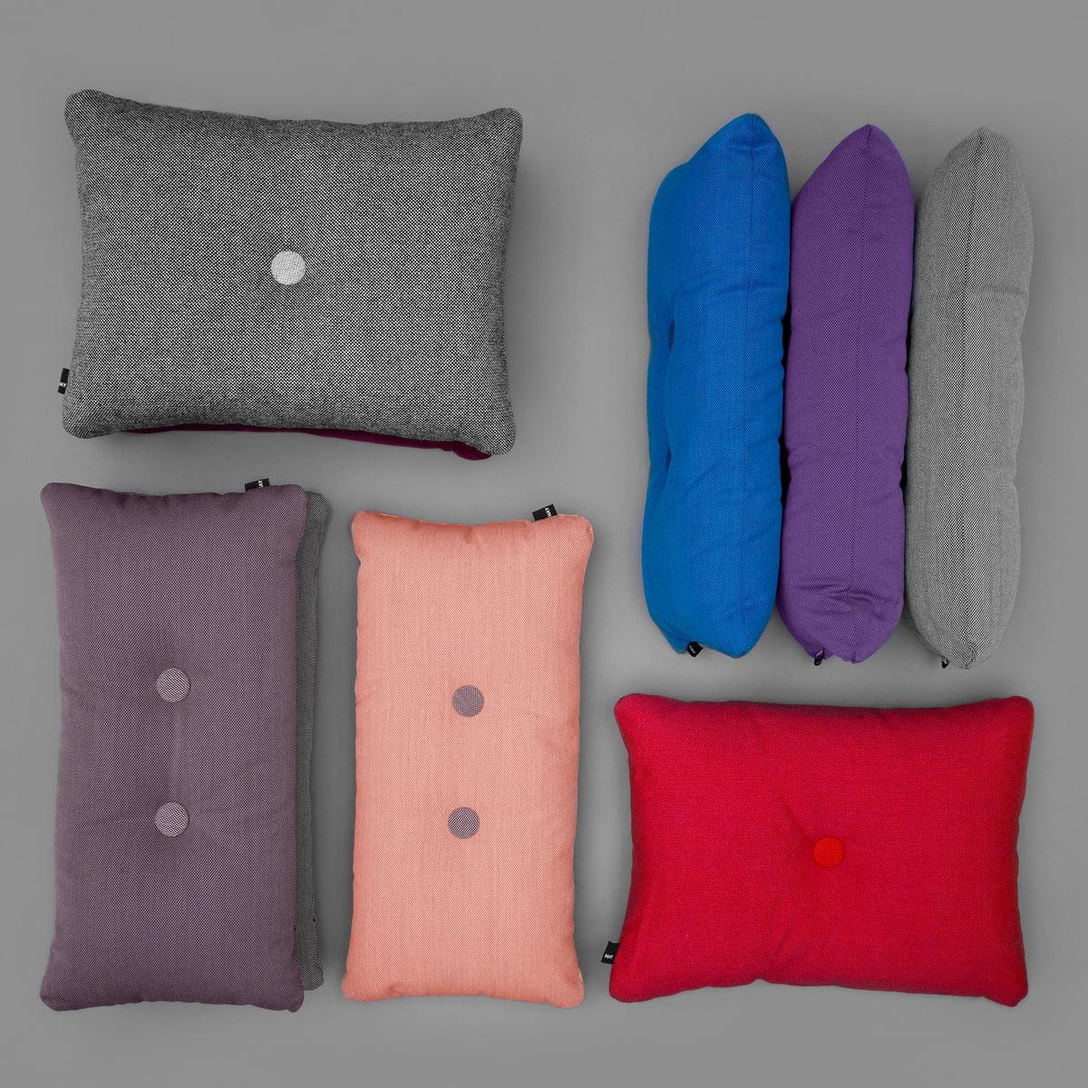 Kissen Hay hay dot cushion 46 x 60 cm steelcut trio