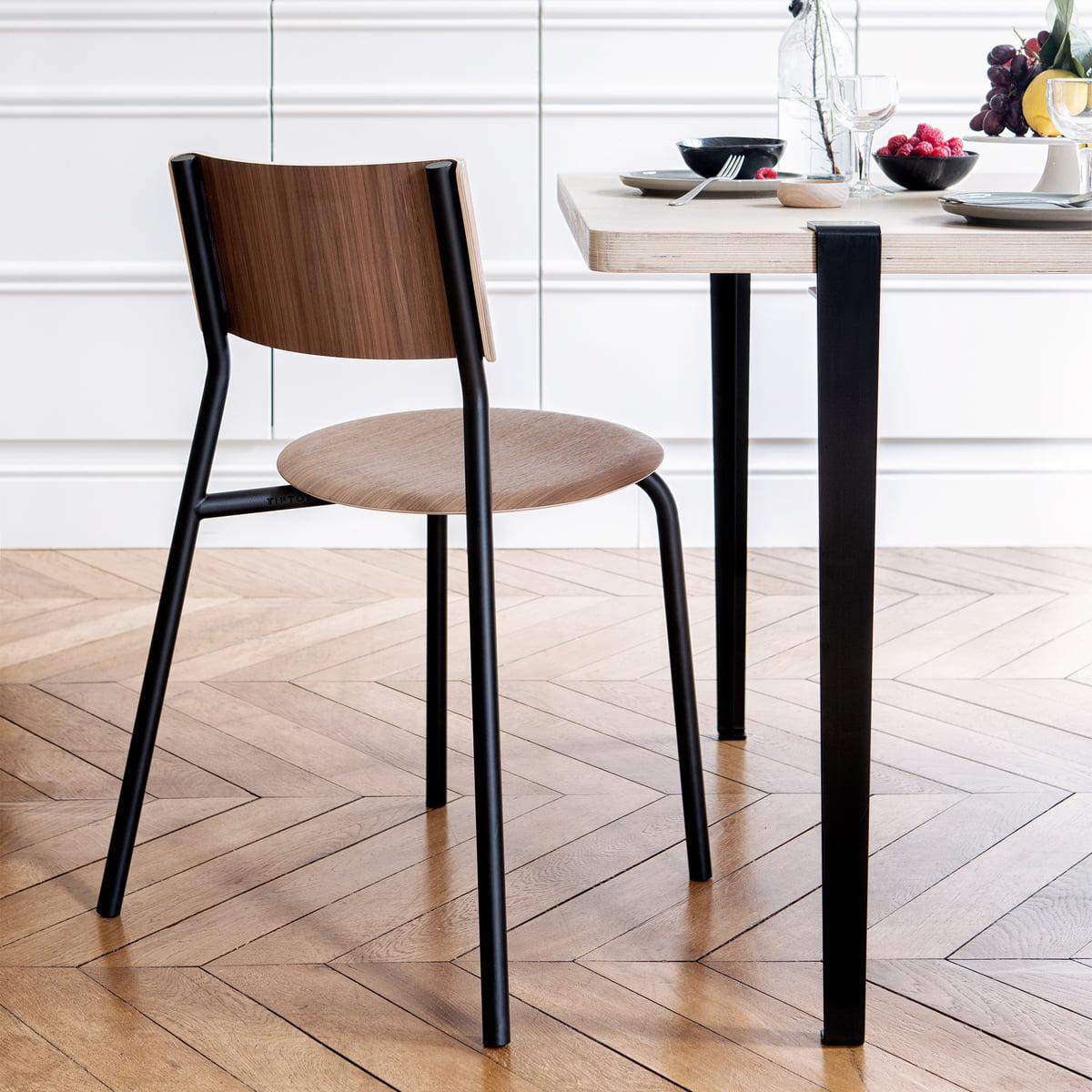 Chair Alurahmen 40x40 cm stahl