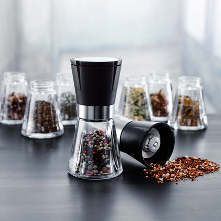 Salt and Pepper Mill to Refill