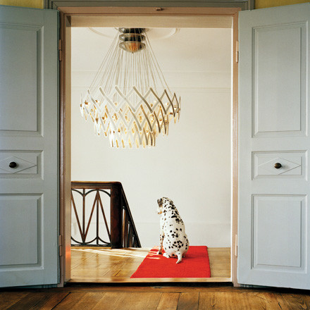 The Zoom pendant lamp in XL