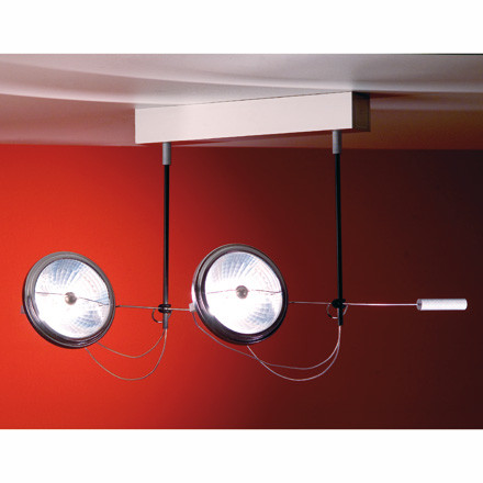 Spotlight WDK ceiling lamp by Absolut Lighting