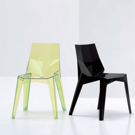 Poly Stacking Chair
