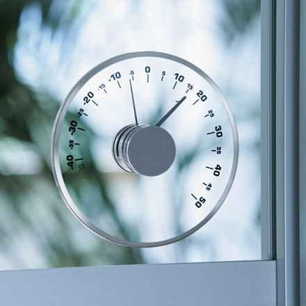 Disc Window´thermometer