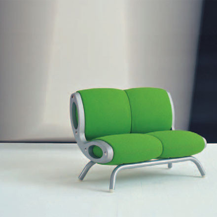 Gluon armchair
