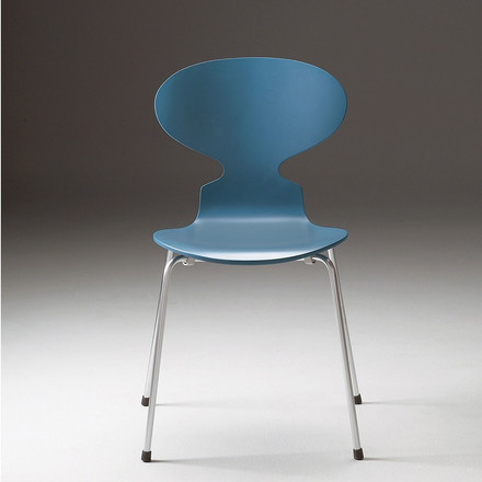 Fritz Hansen - The Ant Chair, blue