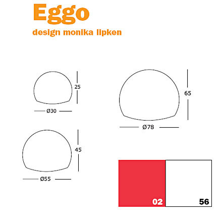Eggo light by Elmar Flötotto