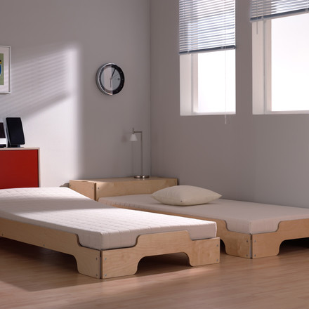 Furnishing example - birch