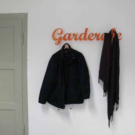 """Garderobe"" - the name says it all!"