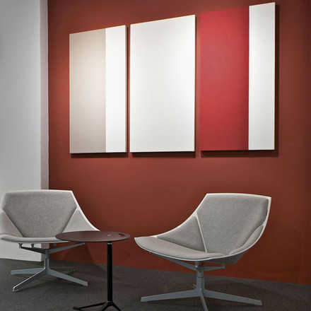 Acousticpearls - Duo 2 acoustic panels - ambience image