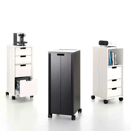 Vitra Caddy Versions