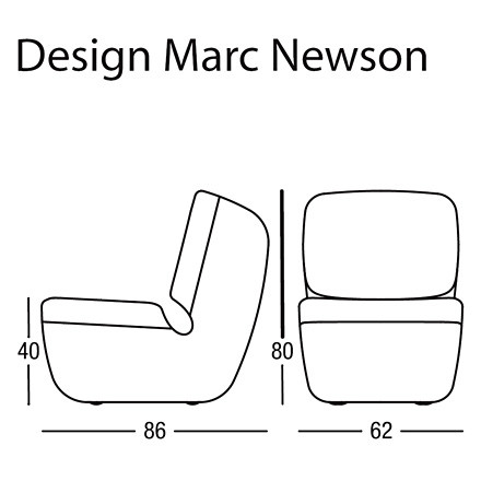 Nimrod by Marc Newson for Magis