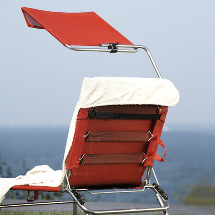 Sun Protection for Fiam Loungers