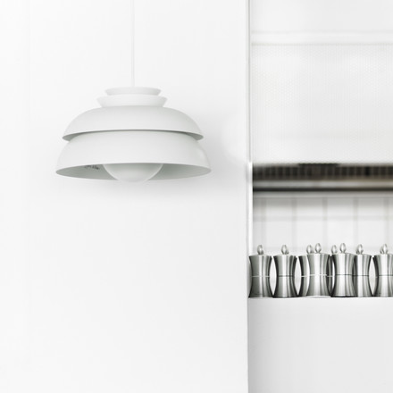 Design Ambience in Restaurant Kitchens with the Lightyears Concert Pendant Lamp