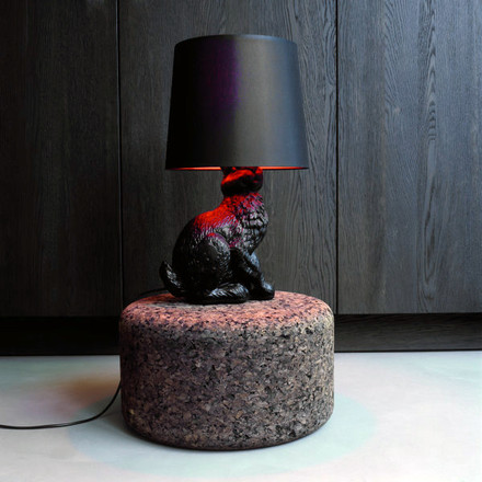 Rabbit Lamp - Scene