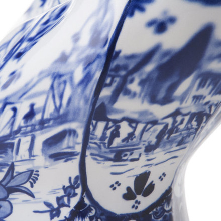 Moooi - Blow Away Vase - Detail
