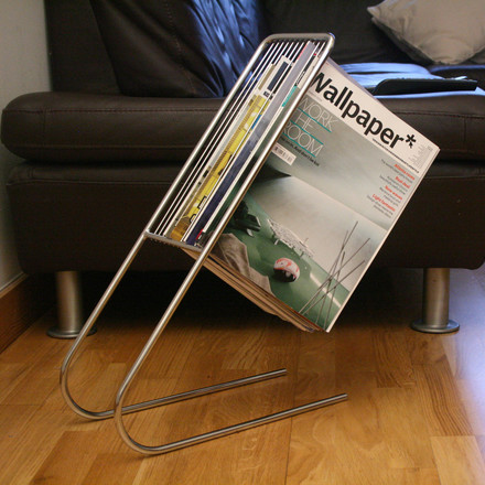 j-me - float magazine rack