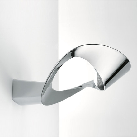 Artemide Mesmeri wall lamp, chrome