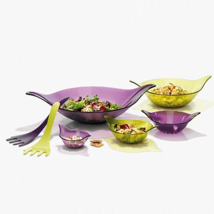 Koziol - Leaf Salad Bowl