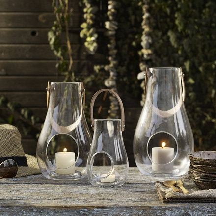 Holmegaard - Design with light Lanterns