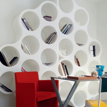 Cloud Shelving System - Ambience - 3